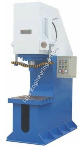 C Frame Hydraulic Press Manufacturers, Suppliers & Dealers.