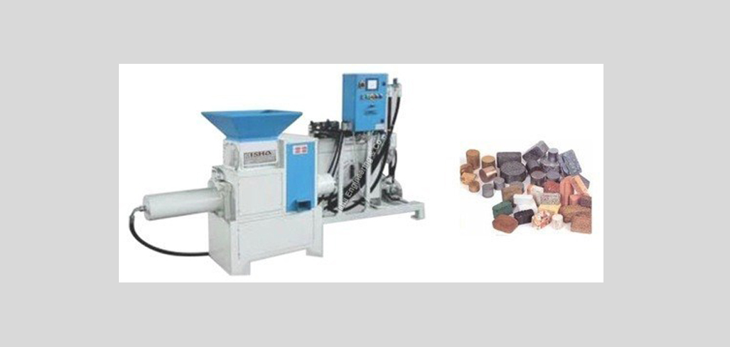 Non Ferrous Briquetting Machine